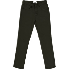 DUER No Sweat Pants Straight Women, army green